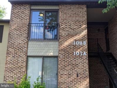 108-B  Red Cedar Court, Mount Laurel, NJ 08054 - #: NJBL375340
