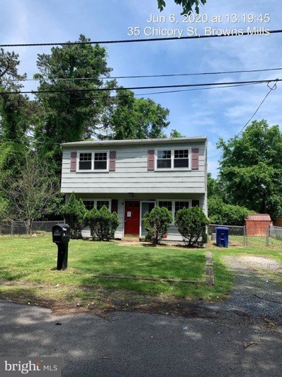 35 Chicory Street, Browns Mills, NJ 08015 - #: NJBL375404