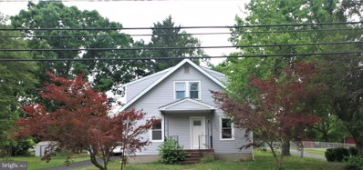 80 Groveville Road, Bordentown, NJ 08620 - MLS#: NJBL376442