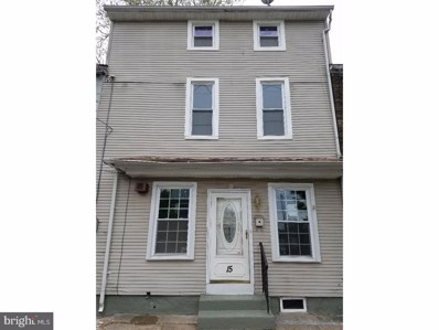 15 E Federal Street, Burlington, NJ 08016 - #: NJBL376610