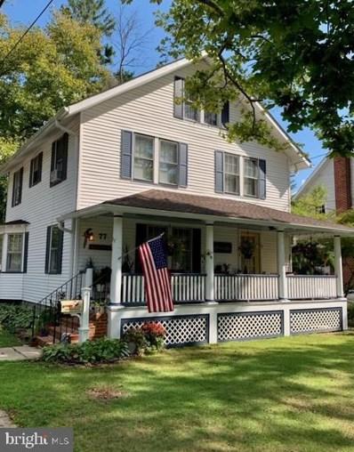 77 Branch Street, Mount Holly, NJ 08060 - #: NJBL380434
