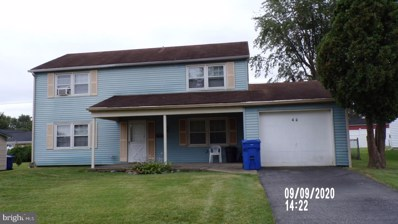 44 Middleton Lane, Willingboro, NJ 08046 - #: NJBL381420