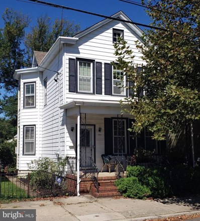 9 Elizabeth Street, Bordentown, NJ 08505 - #: NJBL381732