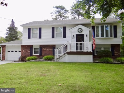 207 Navajo Trail, Browns Mills, NJ 08015 - #: NJBL381990