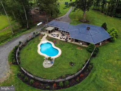 225 Bordentown Georgetown Road, Chesterfield, NJ 08515 - MLS#: NJBL382278