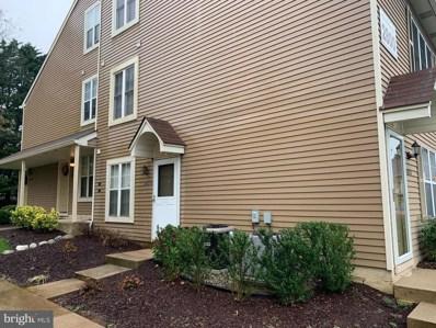 2801-A  Heatherstone Court, Mount Laurel, NJ 08054 - #: NJBL385266