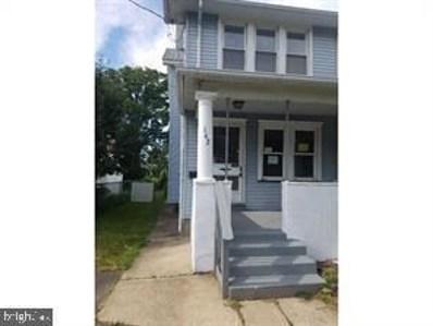 142 W Federal Street, Burlington, NJ 08016 - MLS#: NJBL385588