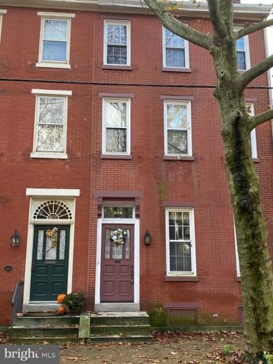 206 E Union Street, Burlington, NJ 08016 - MLS#: NJBL386174