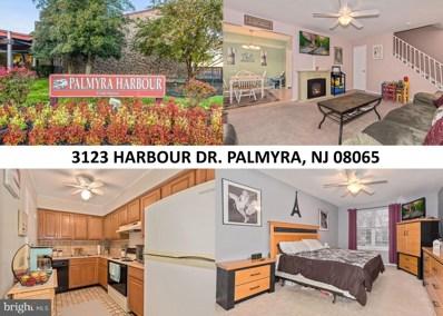 3123 Harbour Drive, Palmyra, NJ 08065 - #: NJBL387222