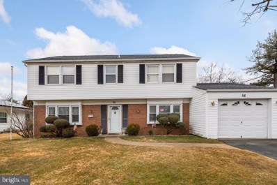 58 Harrington Circle, Willingboro, NJ 08046 - #: NJBL388694