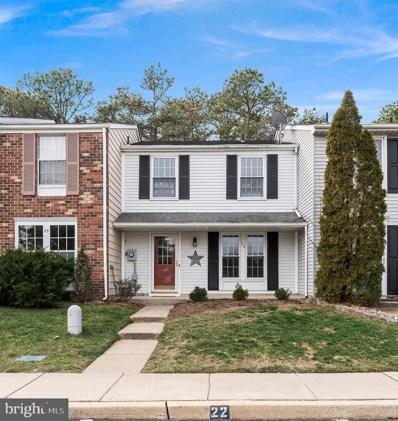 22 Dorchester Circle, Marlton, NJ 08053 - #: NJBL389730