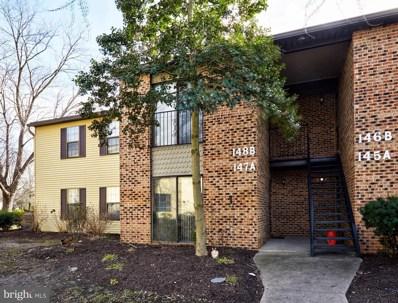 147-A  Birchfield Court, Mount Laurel, NJ 08054 - #: NJBL389890