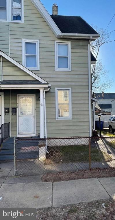428 Kossuth Street, Riverside, NJ 08075 - #: NJBL390126