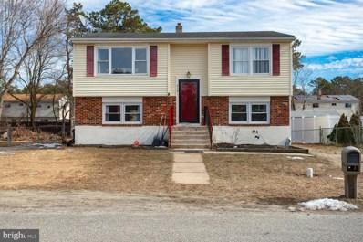 410 Cherokee Drive, Browns Mills, NJ 08015 - #: NJBL391102