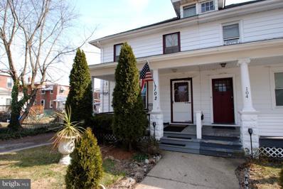 102 Juniper Street, Burlington, NJ 08016 - #: NJBL391146