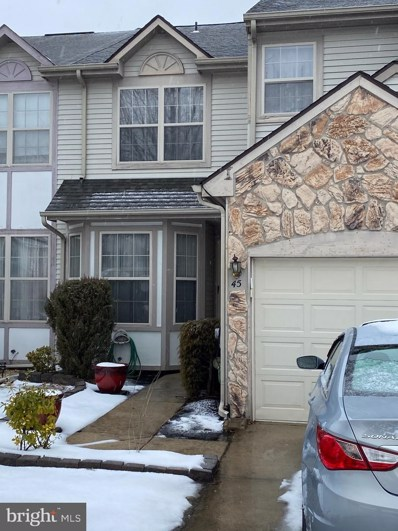45 Manchester Way, Burlington, NJ 08016 - #: NJBL392236
