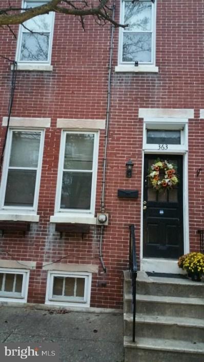 363 Barclay Street, Burlington, NJ 08016 - #: NJBL393362