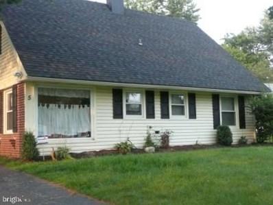 5 Poplar Lane, Willingboro, NJ 08046 - #: NJBL394938
