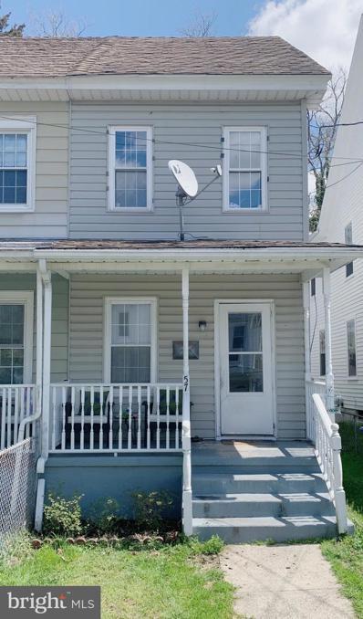 57 White Street, Mount Holly, NJ 08060 - #: NJBL395592