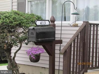 413 Hubbs Drive, Palmyra, NJ 08065 - #: NJBL396512