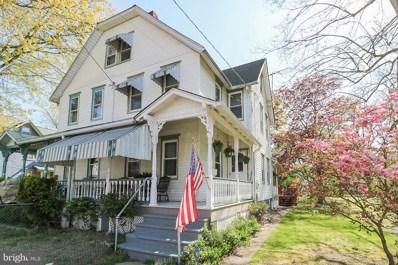 43 White Street, Mount Holly, NJ 08060 - #: NJBL396796