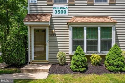 3512-B  Neils Court, Mount Laurel, NJ 08054 - #: NJBL399264