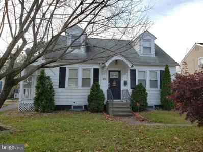 26 Elmwood Avenue, Vineland, NJ 08360 - MLS#: NJCB103222