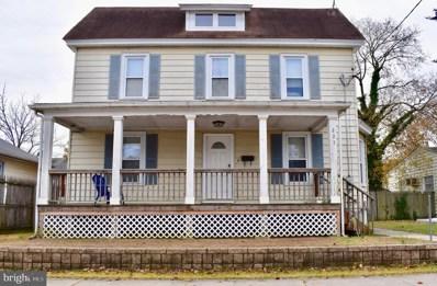 223 Maurice Street, Millville, NJ 08332 - #: NJCB124258