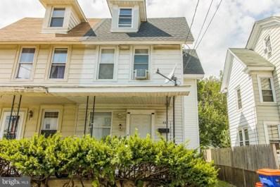 408 W Foundry Street, Millville, NJ 08332 - #: NJCB128124