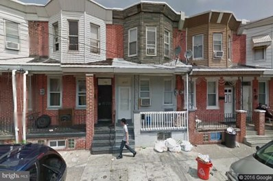 1237 Thurman Street, Camden, NJ 08104 - MLS#: NJCD100408