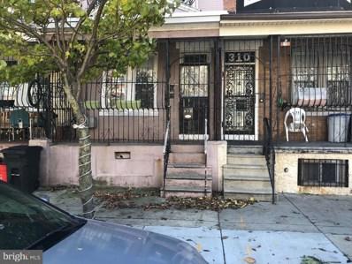 312 Erie Street, Camden County, NJ 08102 - MLS#: NJCD100646