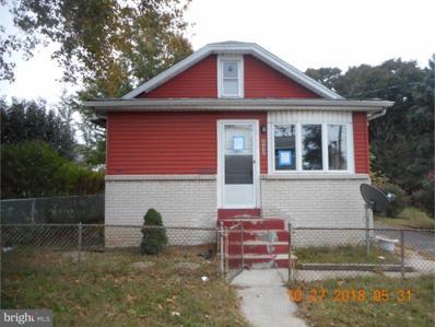 8346 Holman Avenue, Pennsauken, NJ 08110 - MLS#: NJCD106082
