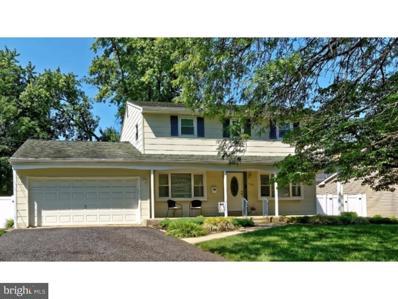 1525 Pleasant Drive, Cherry Hill, NJ 08003 - MLS#: NJCD135050