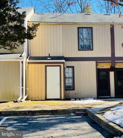 1404 Bromley Estate, Pine Hill, NJ 08021 - #: NJCD2000136