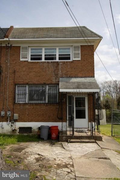 1281 Lakeshore Drive, Camden, NJ 08104 - #: NJCD2000190