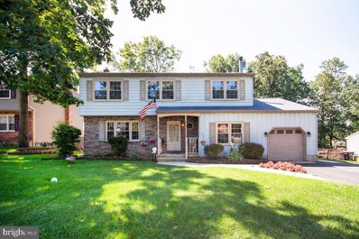 22 York Terrace, Sicklerville, NJ 08081 - #: NJCD2001280