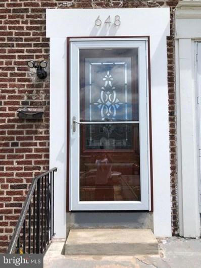 648 Randolph Street, Camden, NJ 08105 - #: NJCD2003194