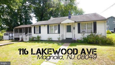 116 Lakewood Avenue, Magnolia, NJ 08049 - #: NJCD2004012