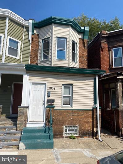 1038 Princess Avenue, Camden, NJ 08103 - #: NJCD2005252