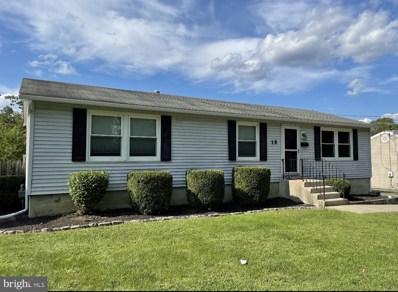 18 Cedar Avenue, Somerdale, NJ 08083 - #: NJCD2007404