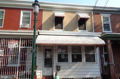 569 Berkley Street, Camden, NJ 08103 - #: NJCD2007582