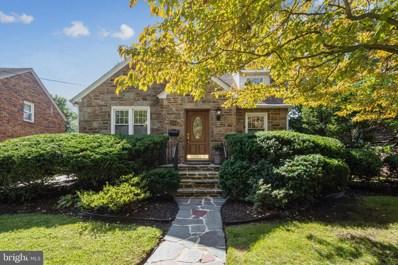 1734 Prospect Ridge Boulevard, Haddon Heights, NJ 08035 - #: NJCD2008368