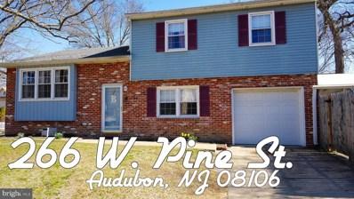 266 W Pine Street, Audubon, NJ 08106 - #: NJCD202452