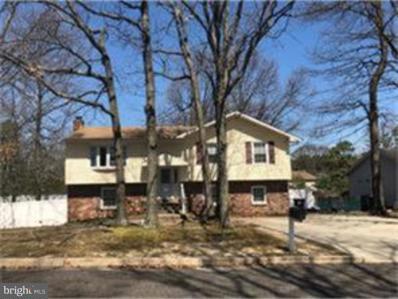 1 York Terrace, Sicklerville, NJ 08081 - #: NJCD229626