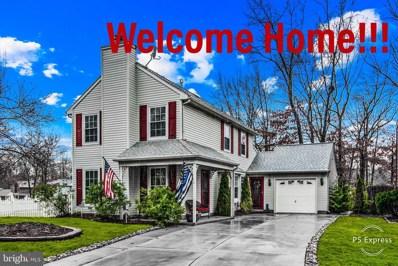 43 Woodstream Drive, Atco, NJ 08004 - #: NJCD252618