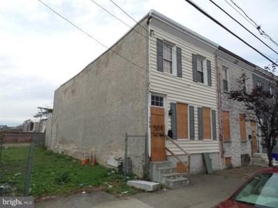 509 4TH, Camden, NJ 08101 - #: NJCD253154