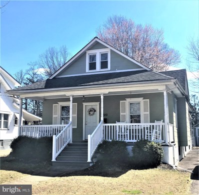 320 W Graisbury Avenue, Audubon, NJ 08106 - #: NJCD255330