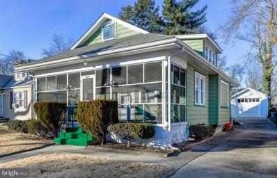 1625 W High Street W, Haddon Heights, NJ 08035 - #: NJCD278742