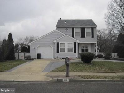 15 Beech Drive, Blackwood, NJ 08012 - #: NJCD303620