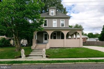 708 Cooper Street, Haddon Township, NJ 08108 - MLS#: NJCD345780